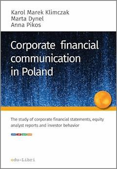 Corporate financial communication in poland karol m klimczak corporate financial communication in poland ebook fandeluxe Gallery