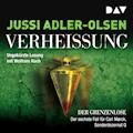Verheißung - Jussi Adler-Olsen - Hörbüch