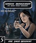 ADRIAN BURKHARDT - Die Jagd beginnt - Walter Hopeman - E-Book