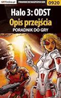 Halo 3: ODST - opis przejścia - poradnik do gry - Maciej Jałowiec - ebook