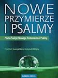Nowe Przymierze i Psalmy, Pismo Święte Nowego Testamentu i Psalmy - Opracowanie zbiorowe - ebook