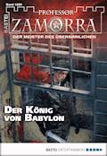 Professor Zamorra - Folge 1059 - Simon Borner - E-Book