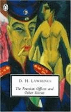 The Prussian Officer - David Herbert Lawrence - ebook