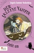 Der kleine Vampir zieht um - Angela Sommer-Bodenburg - E-Book