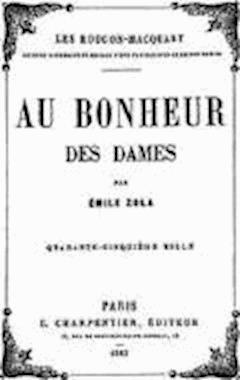 Au Bonheur des Dames - Emile Zola - ebook