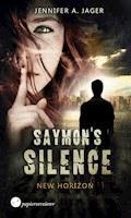 Saymon's Silence - New Horizon - Jennifer Alice Jager - E-Book
