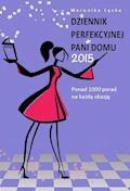 Dziennik perfekcyjnej pani domu 2015. Ponad 1000 porad na każdą okazję - Weronika Łęcka - ebook