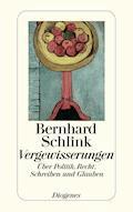Vergewisserungen - Bernhard Schlink - E-Book