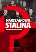 Marszałkowie Stalina - Jurij Wiktorowicz Rubcow - ebook