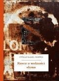 Rzecz o wolności słowa - Norwid, Cyprian Kamil - ebook