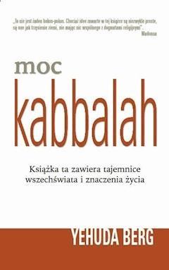 Moc Kabbalah - Yehuda Berg - ebook