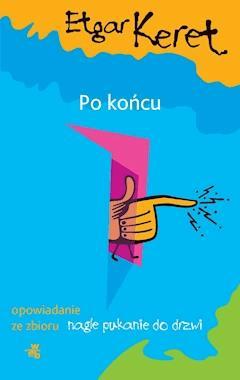 Po końcu - Etgar Keret - ebook