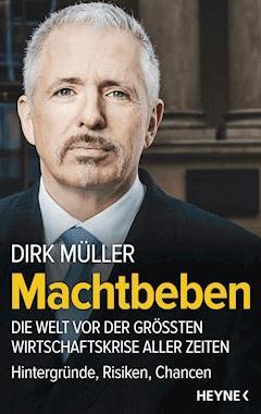 Machtbeben - Dirk Müller - E-Book