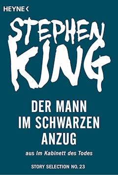 Der Mann im schwarzen Anzug - Stephen King - E-Book
