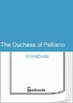 The Duchess of Palliano - Stendhal - ebook