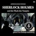 Sherlock Holmes und der Fluch des Vampirs - Arthur Conan Doyle - Hörbüch