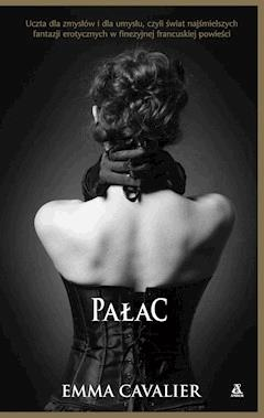 Pałac - Emma Cavalier - ebook