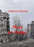 Msza za Aleppo - Andrzej Zduniak - ebook