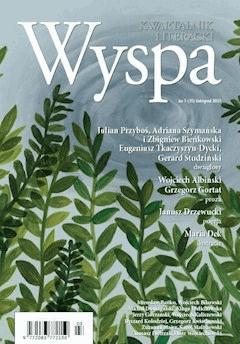 WYSPA Kwartalnik Literacki - nr 3/2015 (35) - Opracowanie zbiorowe - ebook