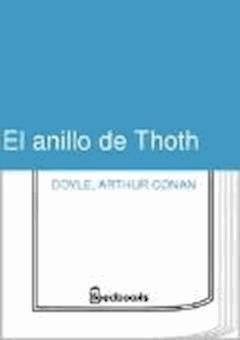 El anillo de Thoth - Arthur Conan Doyle - ebook