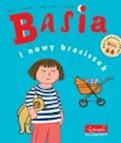 Basia i nowy braciszek - Zofia Stanecka - ebook
