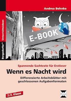 Wenn es Nacht wird - Andrea Behnke - E-Book