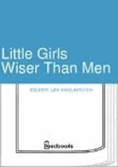 Little Girls Wiser Than Men - Lev Nikolayevich Tolstoy - ebook