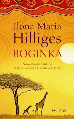 Boginka - Ilona Maria Hilliges - ebook