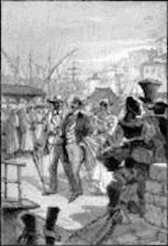 Les Cinq sous de Lavarede - Voyages excentiques Volume I - Paul  d'Ivoi - ebook