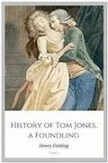 History of Tom Jones, a Foundling - Henry Fielding - E-Book