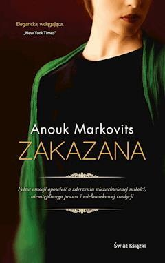 Zakazana - Anouk Markovits - ebook