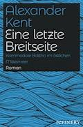 Eine letzte Breitseite - Alexander Kent - E-Book