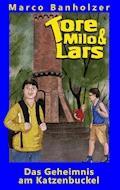 Tore, Milo & Lars - Das Geheimnis am Katzenbuckel - Marco Banholzer - E-Book