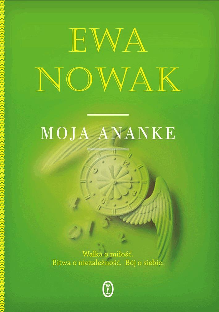 Moja Ananke - Tylko w Legimi możesz przeczytać ten tytuł przez 7 dni za darmo. - Ewa Nowak