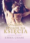 Sposób na księcia - Emma Chase - ebook