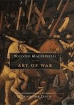 The Art of War - Niccolò Machiavelli - ebook