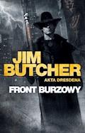 Front burzowy - Jim Butcher - ebook