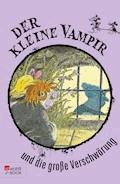 Der kleine Vampir und die große Verschwörung - Angela Sommer-Bodenburg - E-Book