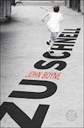 Zu schnell - John Boyne - E-Book