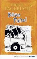 Gregs Tagebuch 9 - Böse Falle! - Jeff Kinney - E-Book