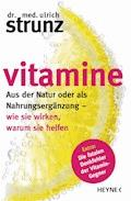 Vitamine - Ulrich Strunz - E-Book