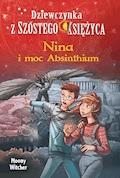 Nina i moc Absinthium - Moony Witcher - ebook