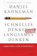 Schnelles Denken, langsames Denken - Daniel Kahneman - E-Book