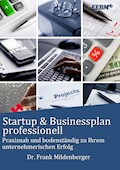 Startup & Businessplan professionell - Frank Mildenberger - E-Book