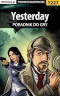 "Yesterday - poradnik do gry - Katarzyna ""Kayleigh"" Michałowska - ebook"