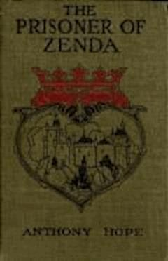 Le Prisonnier de Zenda - Anthony Hope - ebook