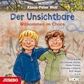 Der Unsichtbare. Willkommen im Chaos - Klaus-Peter Wolf - Hörbüch