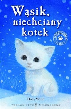 Wąsik, niechciany kotek - Holly Webb - ebook