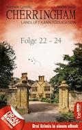 Cherringham Sammelband VIII - Folge 22-24 - Neil Richards - E-Book