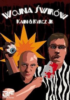 Wojna świrów - Dawid Kain, Kazimierz Kyrcz Jr - ebook